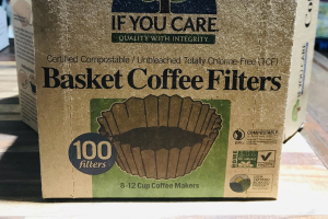 Coffee Filters, IF YOU CARE - delivery menu