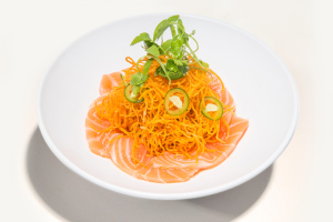 Salmon Ponzu - delivery menu