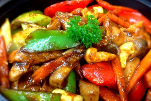 Thai Cashew Nut - delivery menu