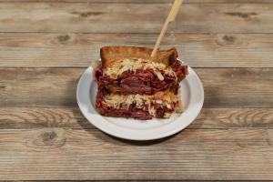 Reuben Sandwich - delivery menu