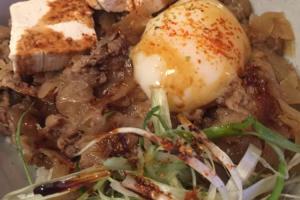 Sukitama Don Lunch - delivery menu