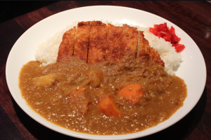 E6. Tonkatsu Curry - delivery menu