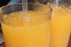 Fresh Squeezed Orange Juice - delivery menu