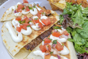 Brunch Quesadilla - delivery menu