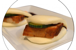 A2. Ajisen Pork Buns - delivery menu