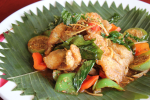 Spicy Catfish - delivery menu