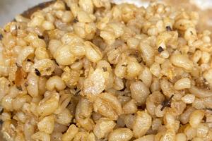 Bulgur Rice - delivery menu