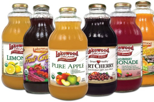 Lakewood Organic Juices - delivery menu