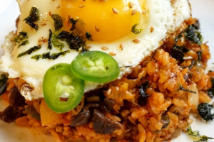 Kimchi Fried Rice - delivery menu