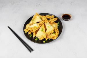 Crab Rangoons - delivery menu