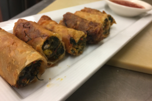 Chicken Southwest Egg Rolls - delivery menu