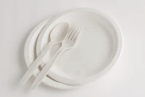 Napkins, Plates, and Utensils - delivery menu