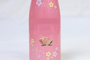 Peach hana awaka sparkling sake (must be 21 to purchase) 250 ml. - delivery menu