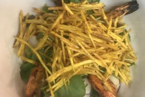 Camarones a la Parrilla - delivery menu