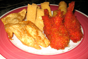 17. Appetizer Combo - delivery menu