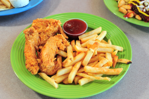 Chicken Fingers - delivery menu