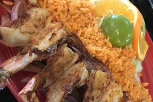 #41. Camarones ala Plancha - delivery menu