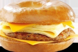 SAUSAGE EGG AND CHEESE - delivery menu
