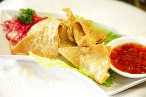 13. Keaw Tod - delivery menu
