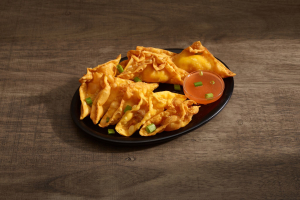 A4. Crab Rangoon - delivery menu