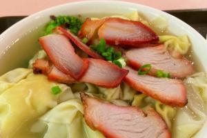 20. BBQ Pork Wonton Soup - delivery menu