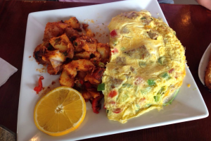 California Omelette - delivery menu