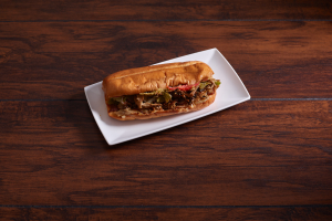 Philly Steak and Cheese Sub - delivery menu