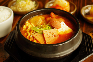 Army Stew (Budae Jjigae) - delivery menu