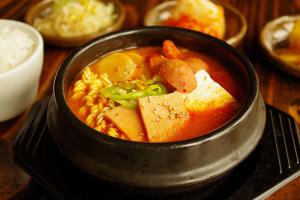 Army Stew (Budae Jjigae) - delivery menu
