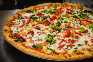 Pizza Primavera - delivery menu