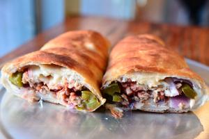 Stromboli - delivery menu