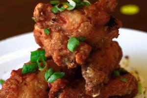 Salt Pepper Wings - delivery menu
