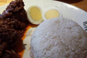 52. Nasi Lemak - delivery menu