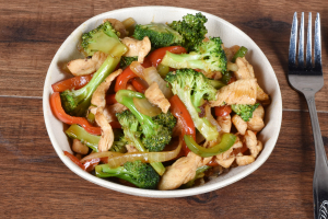 Chicken Teriyaki Bowl - delivery menu