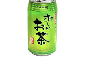 Ito En Green Tea - delivery menu