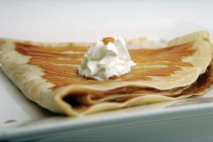 Caramel Crepe - delivery menu