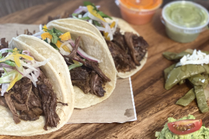 Short Rib Tacos  - delivery menu