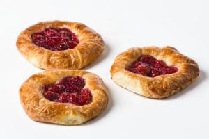 CHERRY DANISH  - delivery menu