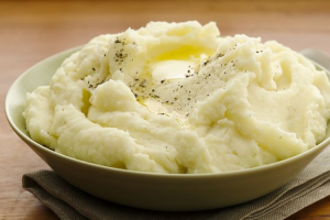 Mashed Potatoes - delivery menu