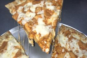 Buffalo Pizza Slice - delivery menu