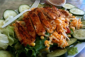 Jackie Joyner Keresee Salad - delivery menu