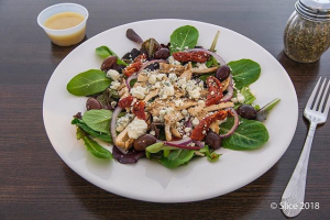 Chicken Gorgonzola Salad - delivery menu