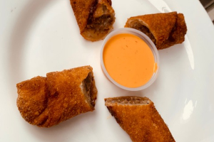 Cheesesteak Egg Rolls - delivery menu