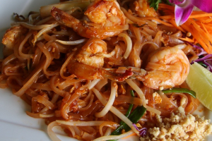 41. Pad Thai - delivery menu