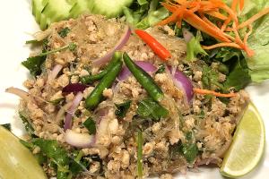 34. Yum Woon Sen Salad - delivery menu