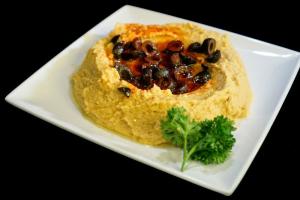 Hummus - delivery menu