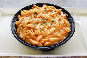 Pasta with Vodka Sauce - delivery menu