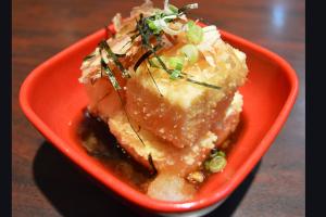 A8. Agedashi Tofu - delivery menu