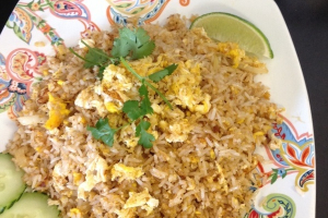 42. Crab Fried Rice - delivery menu