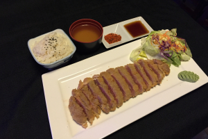 Kyoto Katsugyu (Fried USDA steak in Kyoto style) - delivery menu